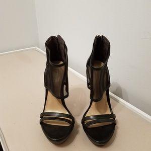 BCBG MaxAzria Black Stilettos